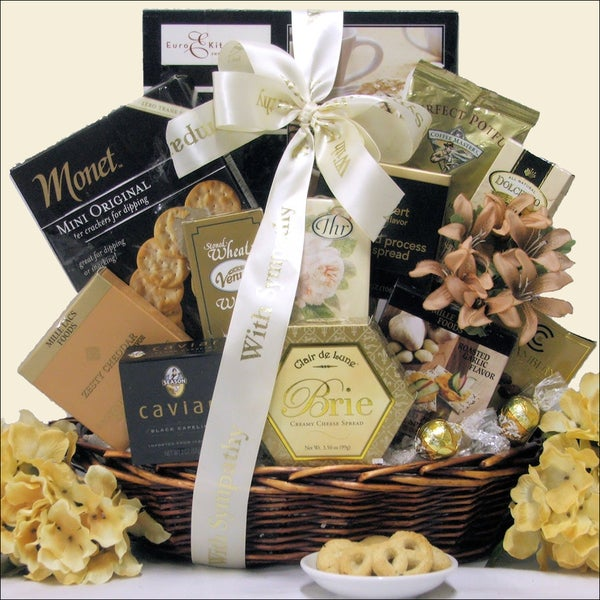 Great Arrivals In Loving Memory Gift Basket