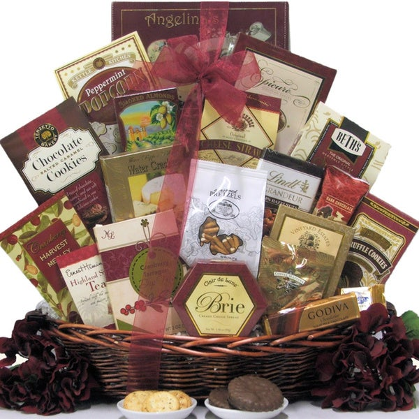 The Finer Things Gourmet Gift Basket