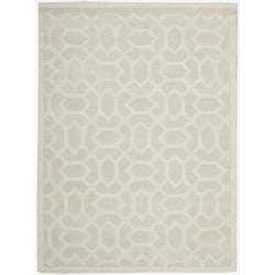 Nourison Hand-tufted Barcelona Sand Rug (5'3 x 7'4)