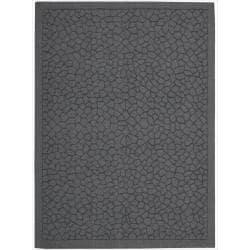 Nourison Hand-tufted Barcelona Grey Rug (7'9 x 9'9)