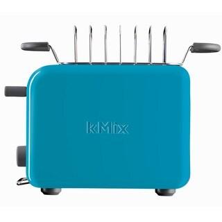 DeLonghi kMix Blue 2-slice Toaster