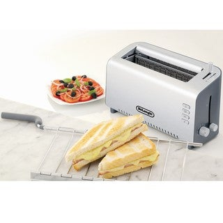 DeLonghi 2-slice Adjustable Toaster