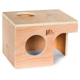 Prevue Pet Products Wood Animal Hut for Guinea Pigs