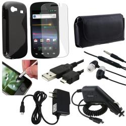 Case/ Screen Protector/ Charger/ Headset for Samsung Google Nexus S