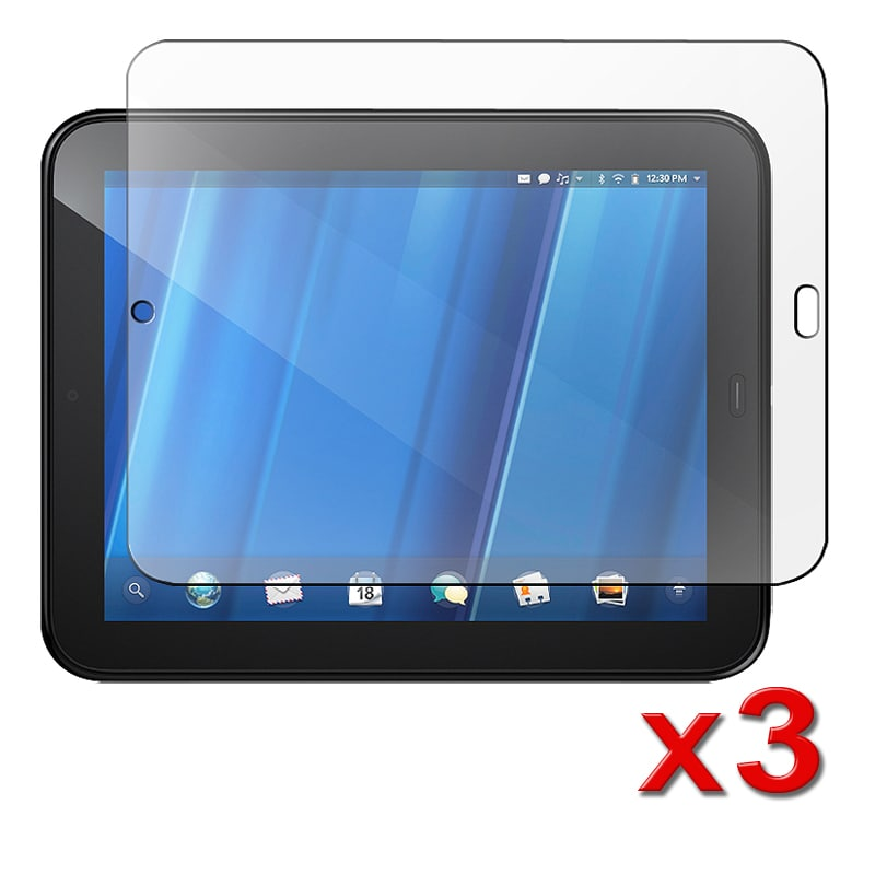 Screen Protector for HP TouchPad (Pack of 3)
