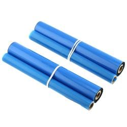 Ribbon Refill Roll for Brother PC402RF/ FAX 575/ 560/ 465 (Pack of 2)