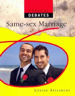 Same-Sex Marriage (Paperback)