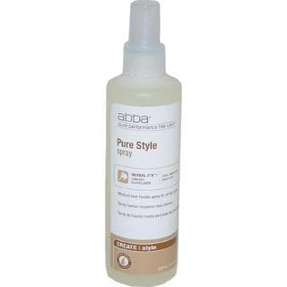 ABBA 8.45-ounce Pure Style Spray