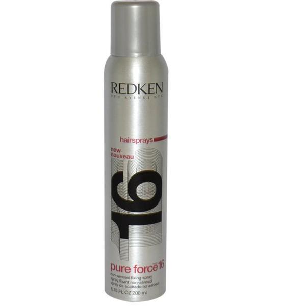 Redken 6.75-ounce Pure Force 16 Non-aerosol Fixing Spray