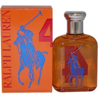 Ralph Lauren 'Big Pony Collection Orange #4' Men's 2.5-ounce Eau de Toilette Spray