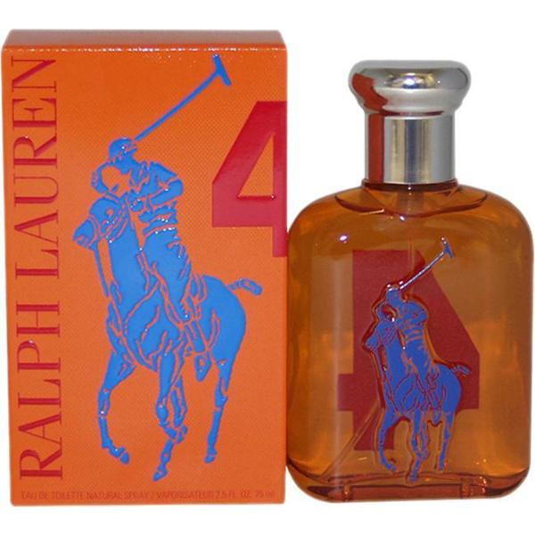 Ralph Lauren 'Big Pony Collection Orange #4' Men's 2.5-ounce Eau de Toilette Spray