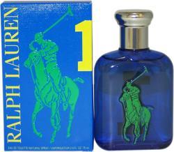 Ralph Lauren 'Big Pony Collection Blue #1' Men's 2.5-ounce Eau de Toilette Spray