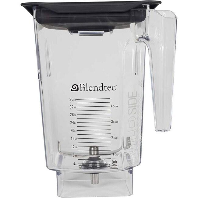 Blendtec 40-615-50 96-oz Jar with 4-inch Blade