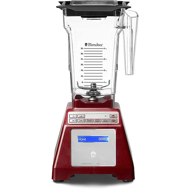 Blendtec HPA-631-20 Red J-2 2-quart Blender