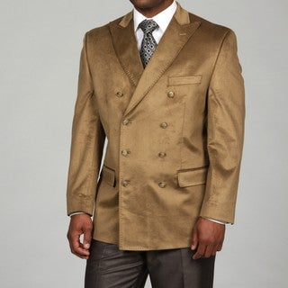 Sean John Men's Gold Sport Coat