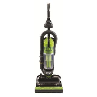 Panasonic JetTurn Green Upright Vacuum