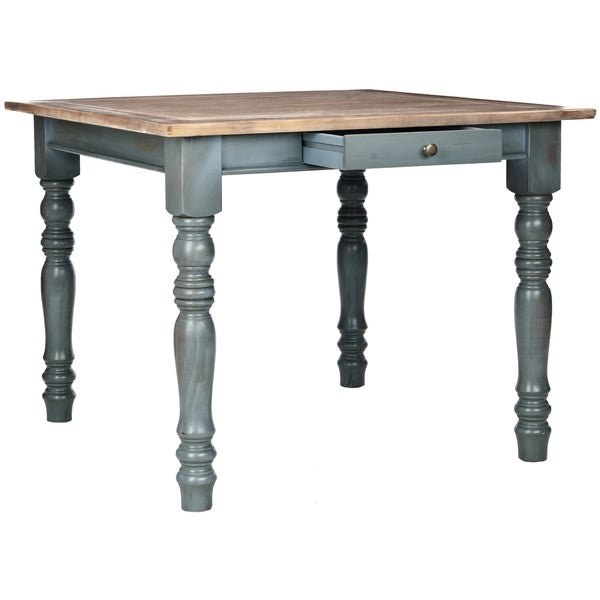 Safavieh Saffron Pale Blue Dining Table