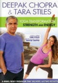 Deepak Chopra Yoga Transformation: Strength & Energy (DVD)