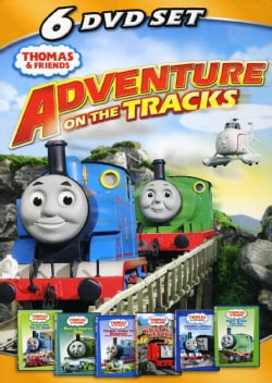 Thomas & Friends: Adventure On The Tracks (DVD)