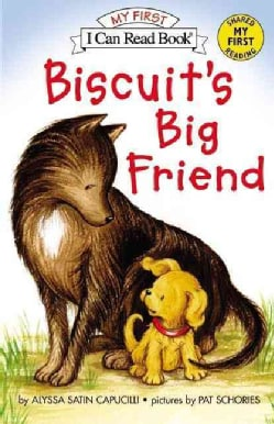 Biscuit's Big Friend (Paperback)