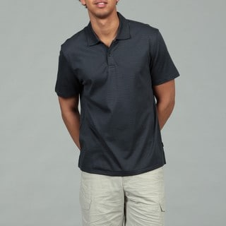 Calvin Klein Men's India Ink 2-button Polo Shirt