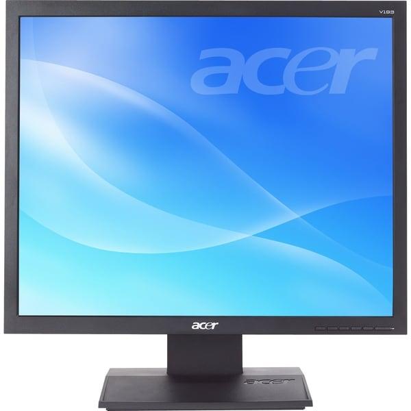 """Acer V193DJbd 19"""" CCFL LCD Monitor - 4:3 - 5 ms"""