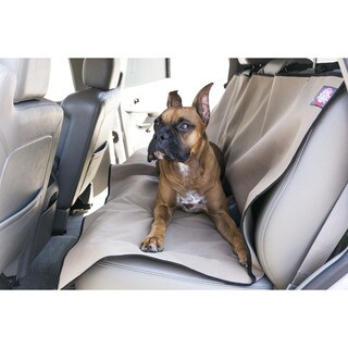Majestic Universal Tan Waterproof Backseat Hanging Cover