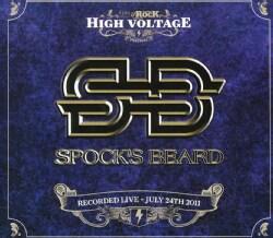 SPOCKS BEARD - LIVE AT HIGH VOLTAGE 2011