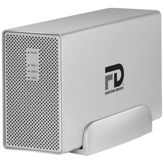 Fantom G-Force MegaDisk MD3U3000 DAS Array - 2 x HDD Installed - 3 TB