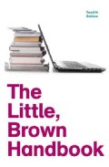 The Little, Brown Handbook (Hardcover)