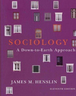 Sociology: A Down-to-Earth Approach (Paperback)