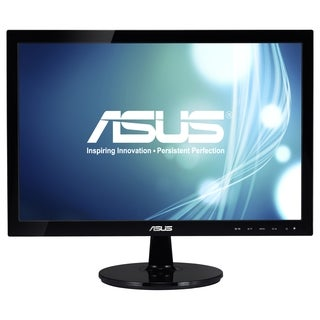 Asus VS197D-P 18.5-inch LED LCD Monitor - 16:9 - 5 ms