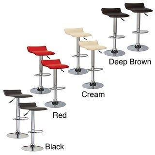 Adjustable Swivel Stool (Set of 2)