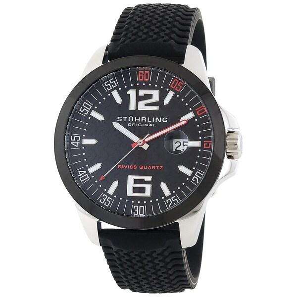 Stuhrling Original Men's Monterey Bay Swiss Quartz Watch