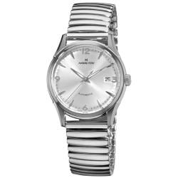 Hamilton Men's Timeless Classic Thin-O-Matic Stretchable Band Watch