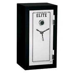 Stack-On Fire-resistant Junior Executive Safe with Combination Lock