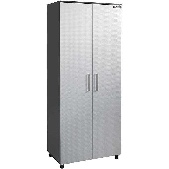 Black & Decker Garage and Workshop 2-door Wood Storage Cabinet