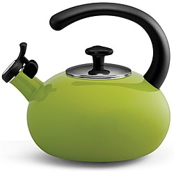 Rachael Ray 2-quart Green Curve Teakettle