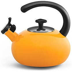 Rachael Ray 2-quart Yellow Curve Teakettle