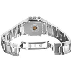 Philip Stein Women's 'Classic Chrono' Stainless Steel Watch