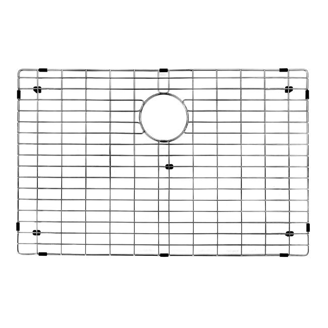 VIGO Kitchen Sink 27 x 16-inch Bottom Grid