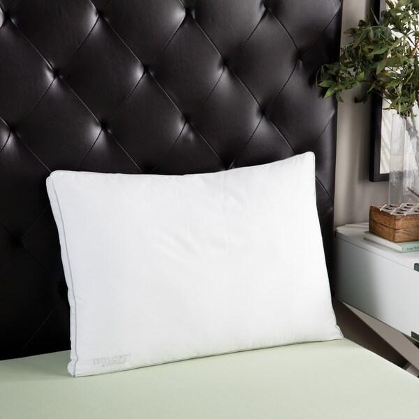 Splendorest Memory Fiber 300 Thread Count Cotton Side Sleeper Pillow