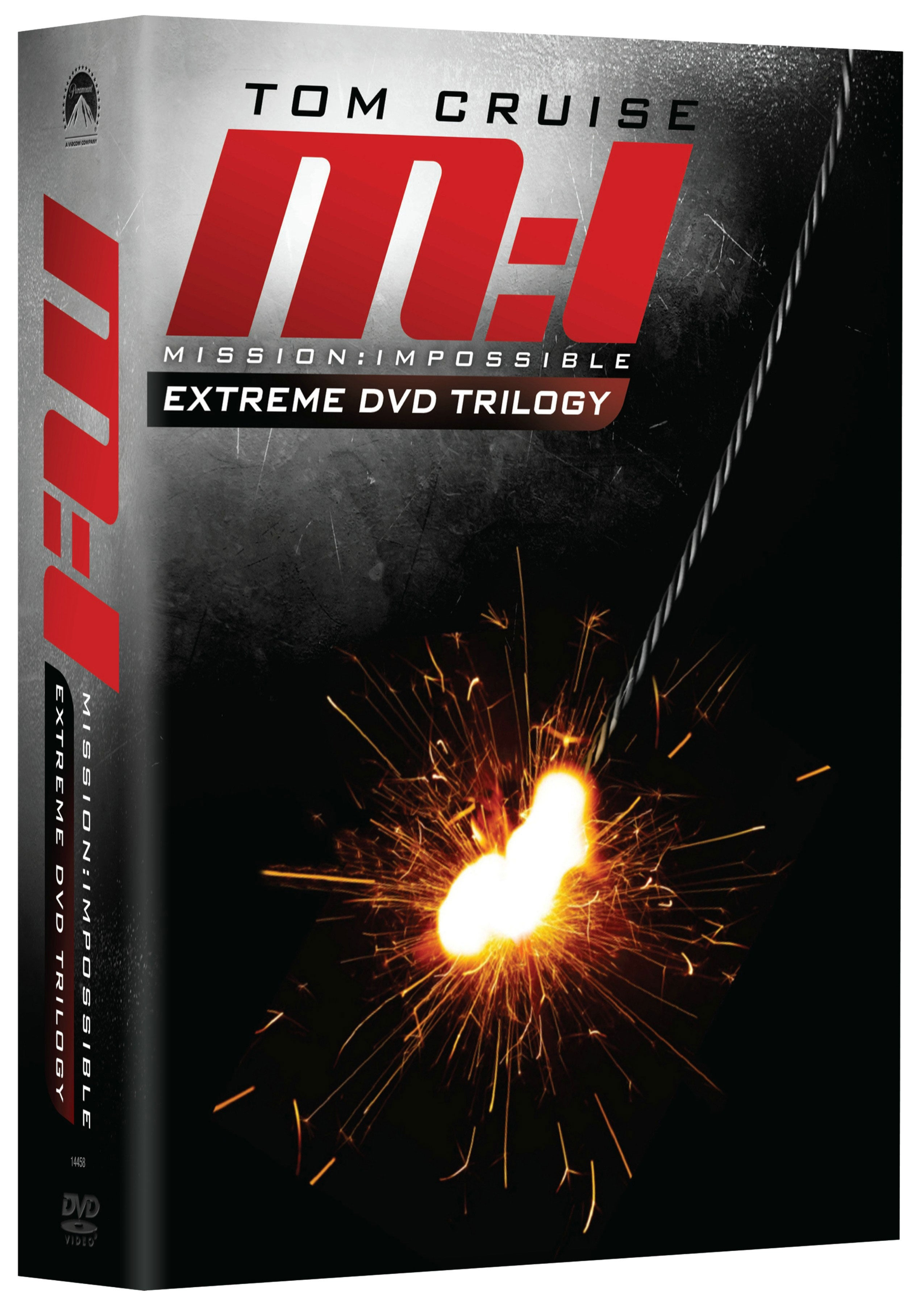 Mission: Impossible Gift Set Collection (DVD)