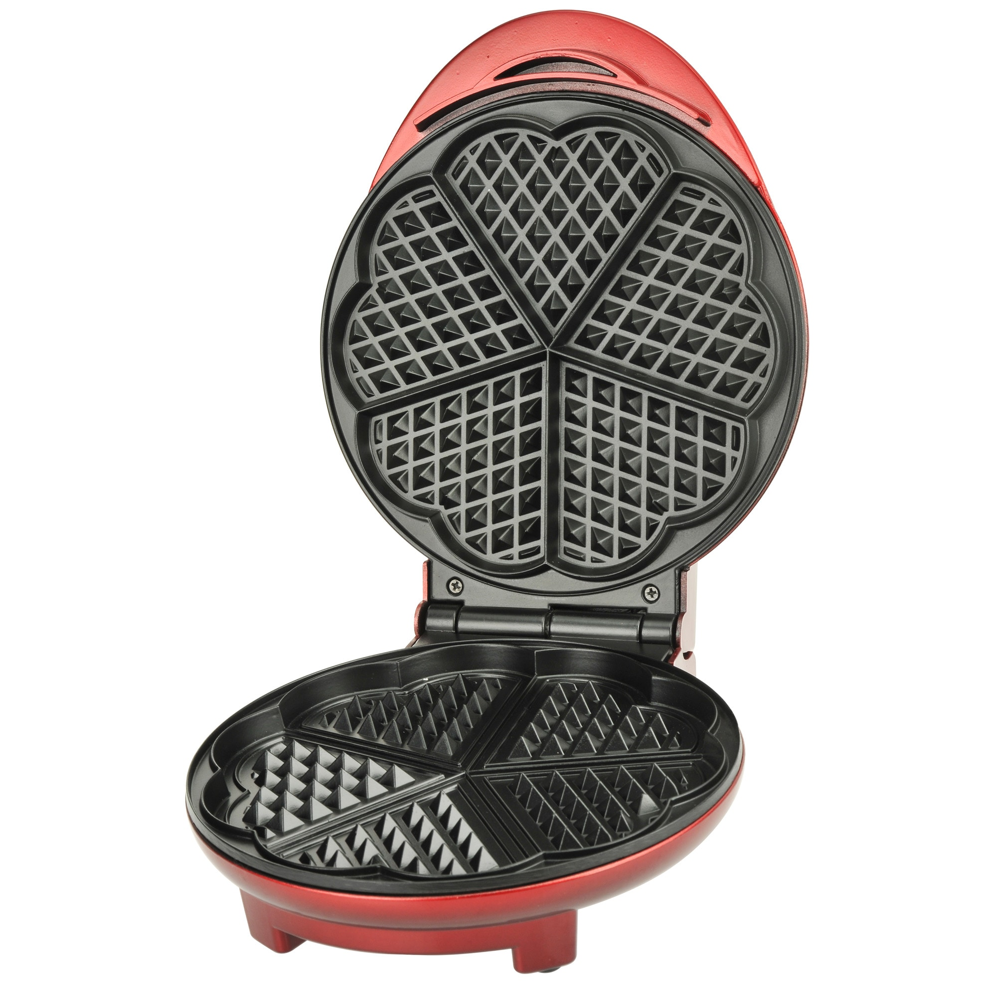 Kalorik Red Heart-shaped Waffle Maker at Sears.com