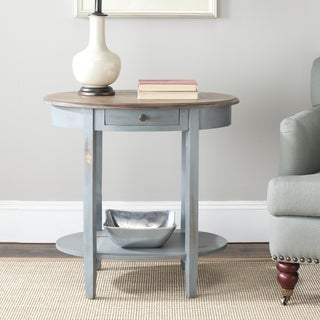 Safavieh Huntingdon Oval End Table
