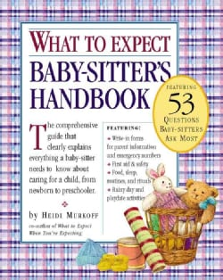 What to Expect Baby-Sitter's Handbook (Spiral bound)