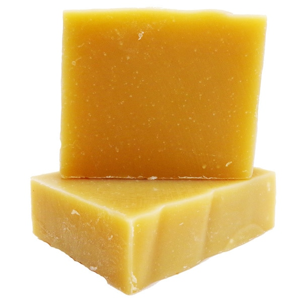 Babassu Natural Vegan Handmade Marshmallow Root/ Strengthening Herb and Nourishing Essential Oils Solid Shampoo Bar