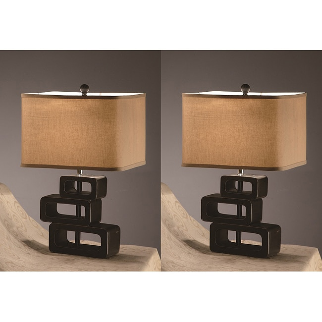Roddy 22-inch Table Lamps (Set of 2)