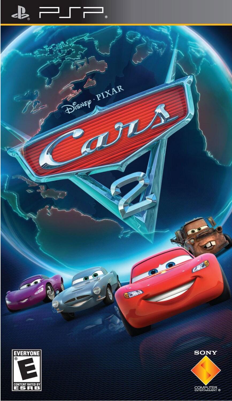 PSP - Cars 2