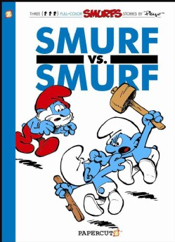 Smurf vs Smurf 12 (Paperback)